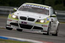 Farfus busca vitória partindo da pole em Brno