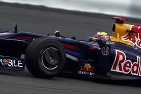 Enfim, Webber vai largar na pole na F1